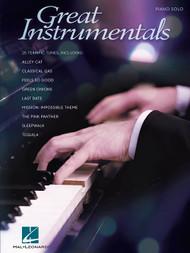 Great Instrumentals for Intermediate to Advanced Piano Solo