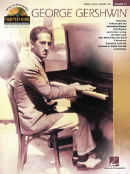 Hal Leonard Piano Play-Along Volume 71 - George Gershwin (Book/CD Set) for Piano / Vocal / Guitar