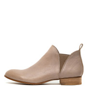 FOE Ankle Boots in Ash Leather