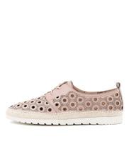 VONDA in Pale Pink Leather