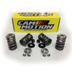 "Gen 5 LT1 660"" Dual Valve Spring Kit with Premium Polished Springs & Titanium Retainers"