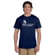 SON Gildan Ultra Cotton Adult T-Shirt - Navy