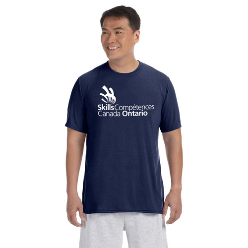 SON Apparel Men's Short Sleeve Shirts - Navy (SON-012-NY)