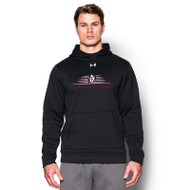 SCD Under Armour Men's Storm Fleece Hoodie - Black (SCD-001-BK)
