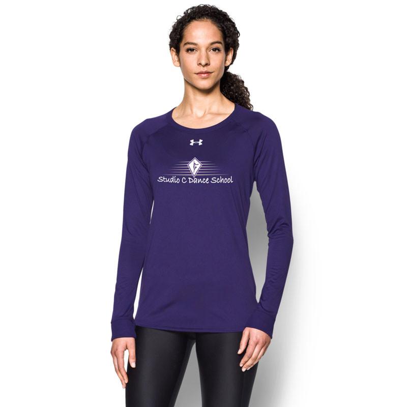 3936bedd2013 SCD Under Armour Women s Long Sleeve Locker T-Shirt