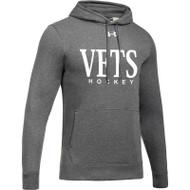 WNV Under Armour Men's Hustle Fleece Hoody - Carbon (WNV-002-CB)