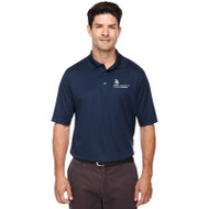 SON Men's Core 365 Origin Performance Pique Polo -Navy (SON-015-NY)