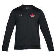 BMF Under Armour Men's Challenger Track Jacket - Black (BMF-010-BK)