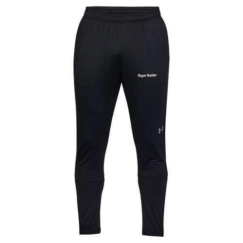 BMF Under Armour Youth Challenger Track Pants - Black (BMF-142-BK)