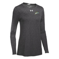 GPR Women Under Armour Long Sleeve Locker Tee 2.0 - Carbon (GPR-202-CR)