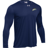 GPR Men Under Armour Long Sleeve Locker Tee 2.0 - Navy (GPR-102-NY)