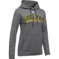 GPR Women Under Armour Hustle Hoody - Carbon (GPR-205-CR)