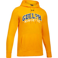 GPR Men Under Armour Hustle Hoody - Gold (GPR-103-GO)