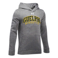 GPR Youth Under Armour Hustle Hoody - Carbon (GPR-303-CR)