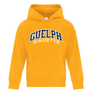 GPR Youth ATC Everyday Fleece Hooded Sweatshirt - Gold (GPR-304-GO)