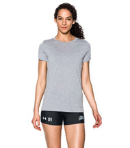 "GPR Women's Under Armour On The Court 4"" Short - Black (GPR-208-BK)"