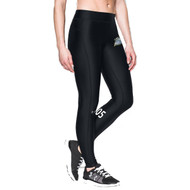 GPR Women's Under Armour Heatgear Leggings - Black (GPR-209-BK)