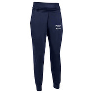 NSW Under Armour Women's Team Jogger Pant - Navy (NSW-202-NY)
