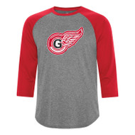 GRW ATC Adult Pro Team Baseball Jersey - Charcoal Heather (GRW-004-CH)