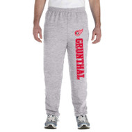 GRW ATC Adult Gildan Sweatpants - Oxford Grey (GRW-006-OG)