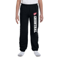 GRW ATC Youth Gildan Sweatpants - Black (GRW-306-BK)