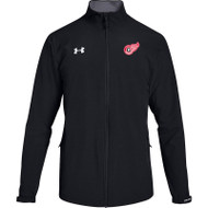 GRW Under Armour Men's Hockey Jacket - Black (GRW-109-BK)