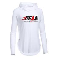 DEAA Under Armour Women's Stadium Hoodie- White (DEA-206-WH)