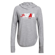 DEAA Under Armour Women's Stadium Hoodie- True Grey (DEA-207-TG)