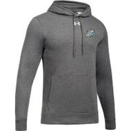 GPR Youth Under Armour Hustle Hoody - Carbon (Left Chest Logo) (GPR-310-CR)