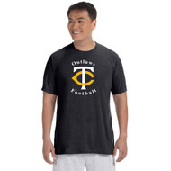 TCO Gildan Performance Tee - Black (TCO-104-BK)