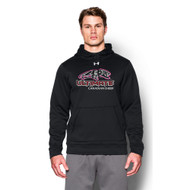 UCC Under Armour Men's Storm Armour Fleece Hoody - Black (UCC-103-BK
