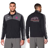 UCC Under Armour Men's UA Futbolista Jacket - Black/Grey (UCC-110-BK)