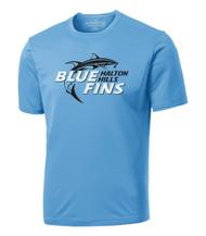 HHB ATC Men's Pro Team Short Sleeve Tee - Carolina Blue (HHB-107-CR)