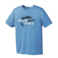 HHB ATC Youth Pro Team Short Sleeve Tee - Carolina Blue (HHB-307-CR)