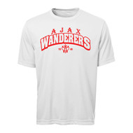 AJX ATC Pro Team Men's Tee - White (AJX-017-WH)