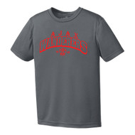 AJX ATC Pro Team Youth Short Sleeve Teee - Grey (AJX-049-CG)