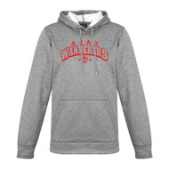 AJX Hype Ladies Pull-On Hoodie - Grey Marle (AJX-034-GM)