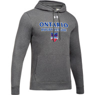 ORL Under Armour Men's Hustle Fleece Hoodie - Carbon (ORL-101-CB)