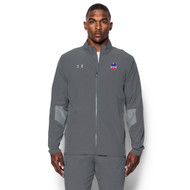 ORL Men's Under Armour Squad Woven Warm-Up Jacket - Graphite (ORL-102-GH)