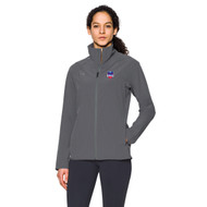 ORL Under Armour Women's Squad Woven Warm-Up Jacket - Graphite (ORL-202-GH)
