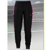 UCC Adidas Youth MI Team 19 Track Pant - Black/Pink/White (UCC-321-BK.AD-DW6757)