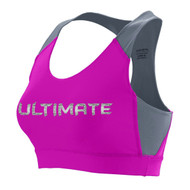 UCC Champion Women's All Sports Bra - Power Pink/Graphite (UCC-220-PO.AG-2417)