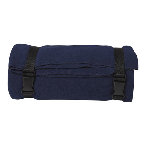 ATC Fleece Blanket - Navy (GPR-057-NY.SN-F1101-NAV-OS)