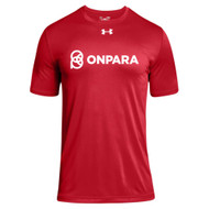 OPN Under Armour Men's Short Sleeves Locker 2.0 Tee - Red (OPN-104-RE)