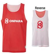 OPN ATC Adult Reversible Tank Top - Red/White (OPN-009-BK)