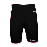 OPN AK Men's Basketball Shorts - Black/Red/White (OPN-109-BK)