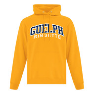 GPR Adult ATC Everyday Fleece Hooded Sweatshirt - Gold (GPR-113-GO)