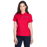NSW Core 365 Women's Origin Performance Piqué Polo - Red (NSW-203-RE)
