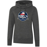 ORS ATC Women's Esactive Vintage Pullover Hooded Sweatshirt - Charcoal (ORS-203-CH)