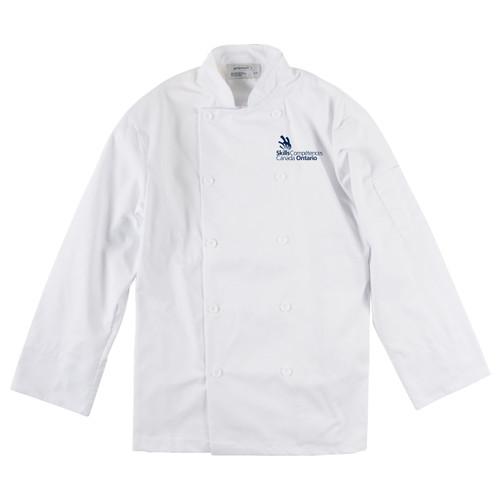 SON Premium Uniform Chef Coat - White (SON-035-WH)